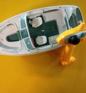 Лодка на радио управлении