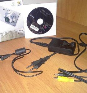 Sony Cyber-shot DSC-W320