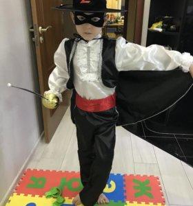 Костюм Zorro