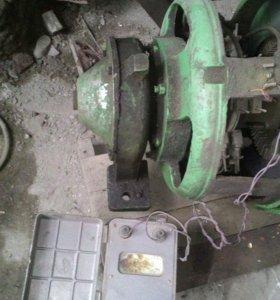 Эл.двигатель 55 кВт , 750 об.
