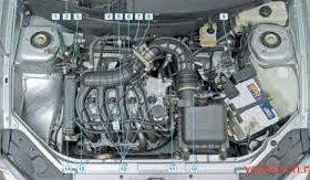 Двигатель ВАЗ 2110 1,5 16кл