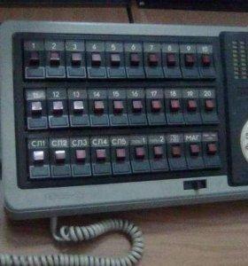 Телефон раритет 1991г. Новый