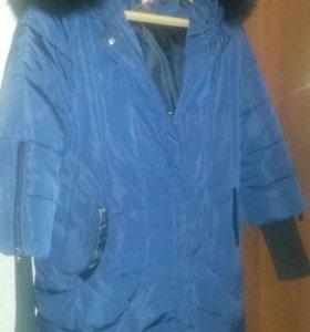 Куртка зимняя 56-58