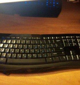 Клавиатура Майкрософт comfort Curv Keyboard 3000
