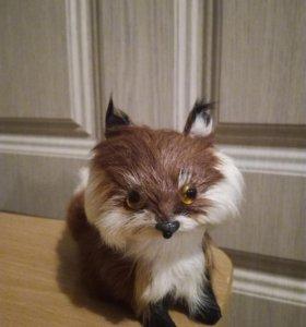 Сувенир лисичка