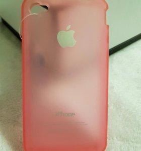 Чехол (новый)  iPhone 4
