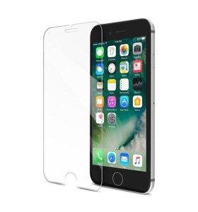 Защитное стекло iPhone 7/ 7 Plus