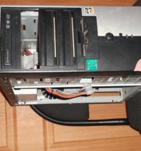 Компьютер (без монитора) i3, 2 ГБ