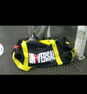 Знаментиая спортивная сумка. Америка.