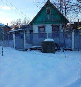 Хата шлакоблочная  Псебай ул.Гагарина 146а