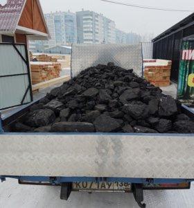 Уголь татауровский отборный.Горбыль дровянной