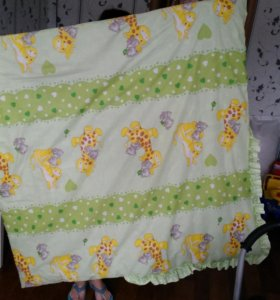 Одеяло детское 1м.20×1м.20