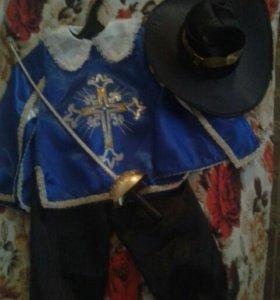 маскарадный кастюм