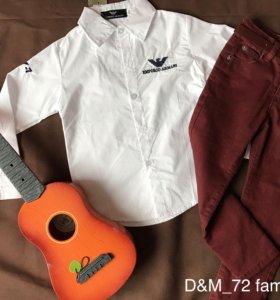 Рубашка и брюки для мальчика