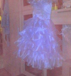 Платье на девочку Волжский