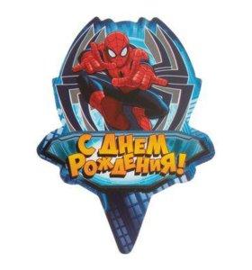 Набор для проведения праздника Человек-паук