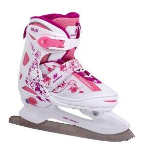 коньки раздвижные для девочек nordway slide