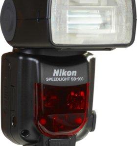 Фотовспышка Nikon sb900