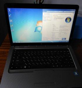 HP G62 3 ядра х 2.1 Ггц AMD 5470 4 Гб ОЗУ 500 Гб
