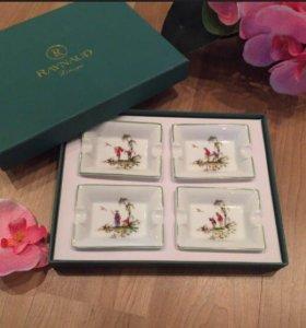 Новый набор фарфоровых соусников Raynaud Limoges