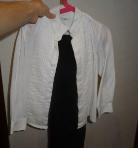 Брюки + рубашка
