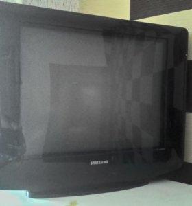Цветной телевизор