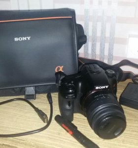 Фотоаппарат Sony SLT-A65V