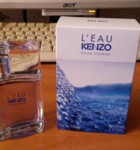 Мужская туалетная вода L'eau Kenzo pour homme 30мл