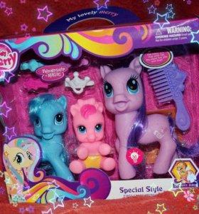 Набор Little pony