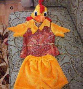Новогодний костюм петушка