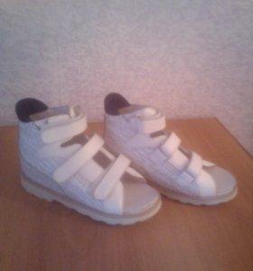 Ортопедическая обувь новая 32 размер