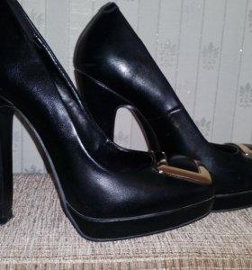 Туфли кожаные!
