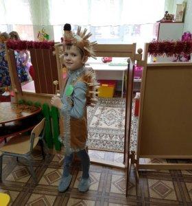 Ежик новогодний костюм