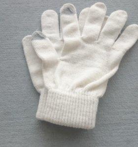 Перчатки для сенсорных дисплеев