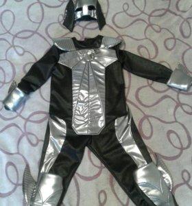 Детский костюм для мальчика железный человек 5 - 7