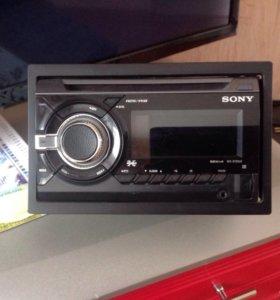 Авто магнитола Sony wx-GT80UE отличное состояние!