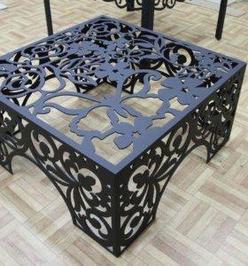 Столы, стулья, скамейки, ворота, ставни, решетки