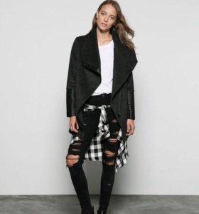 Bershka пальто