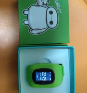 Wonlex Smart Baby Watch Q50