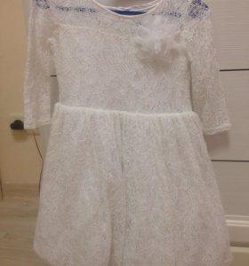 Платье 110 р
