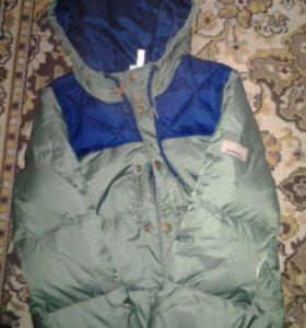 Куртка(адидас) зима