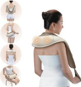 Массажер для спины,шеи