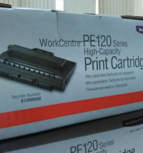 Xerox WorkCentre PE120 картридж 013R00606