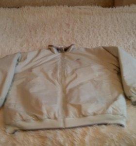 Куртка  adidas мужская тёплая зимняя