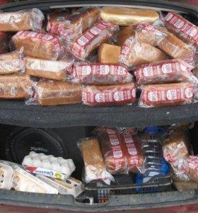 Хлеб (просроченный)