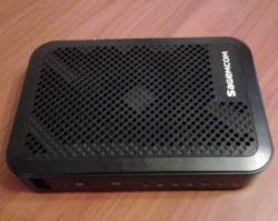 мультисервисный wi-fi маршрутизатои sagem f@st 328