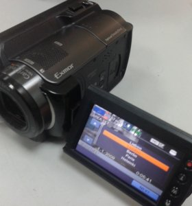 Видеокамера Sony hdr xr200