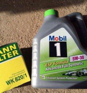 Моторное масло Mobil 5/30esp