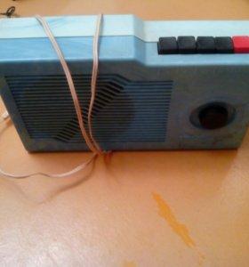Старое многоканальное радио