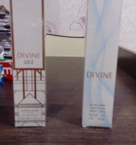 Туалетная вода Divine, Divine Idol